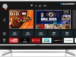 Blaupunkt Gen Z 40 Inch Full HD Smart TV Under 15000 in India Full Specifications